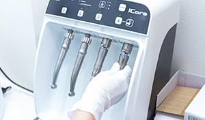 ハンドピース専用洗浄器
